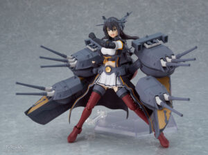 figma Nagato Kai Ni by Max Factory from Kantai Collection KanColle 6 MyGrailWatch Anime Figure Guide