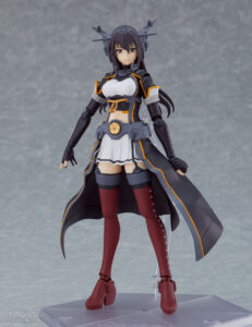 figma Nagato Kai Ni by Max Factory from Kantai Collection KanColle 7 MyGrailWatch Anime Figure Guide