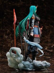 HYPERGRYPH x FNEX Hoshiguma Sasurai no Hatajirushi from Arknights 12 MyGrailWatch Anime Figure Guide