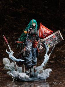 HYPERGRYPH x FNEX Hoshiguma Sasurai no Hatajirushi from Arknights 3 MyGrailWatch Anime Figure Guide
