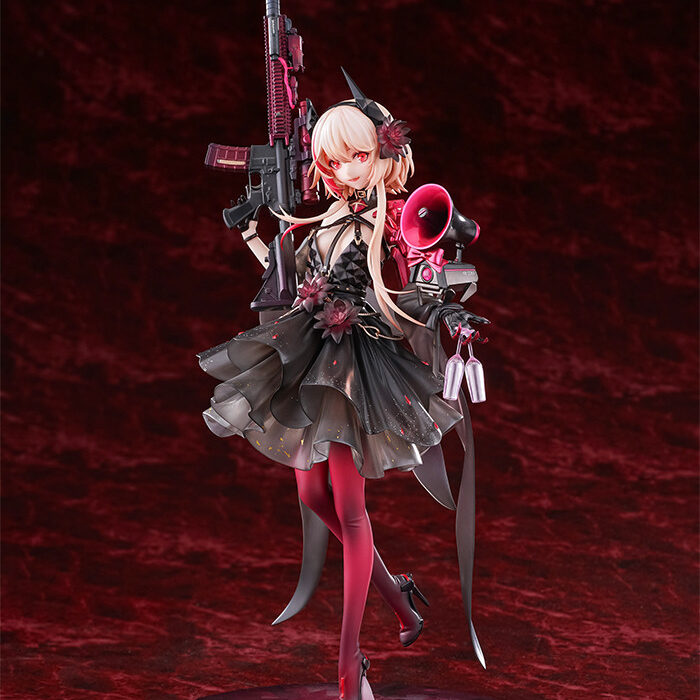 M4 SOPMOD II Cocktail Party Exterminator by HobbyMax from Girls Frontline 1 MyGrailWatch Anime Figure Guide