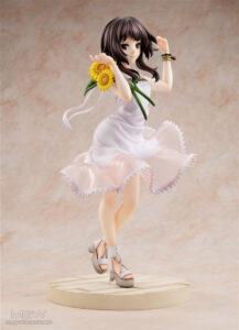 Megumin Sunflower One Piece Dress Ver. by KADOKAWA from KonoSuba 10 MyGrailWatch Anime Figure Guide