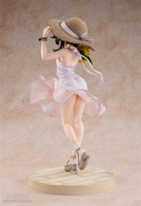 Megumin Sunflower One Piece Dress Ver. by KADOKAWA from KonoSuba 4 MyGrailWatch Anime Figure Guide