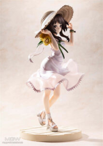Megumin Sunflower One Piece Dress Ver. by KADOKAWA from KonoSuba 7 MyGrailWatch Anime Figure Guide