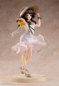 Megumin Sunflower One Piece Dress Ver. by KADOKAWA from KonoSuba 9 MyGrailWatch Anime Figure Guide