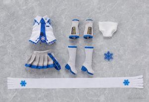 Nendoroid Doll Snow Miku by Good Smile Company 6 MyGrailWatch Anime Figure Guide