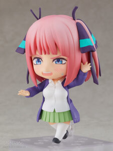 Nendoroid Nakano Nino by Good Smile Company from The Quintessential Quintuplets 4 MyGrailWatch Anime Figure Guide