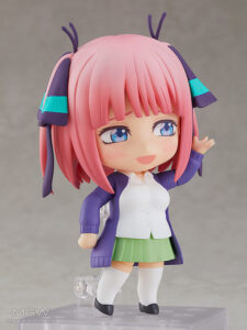 Nendoroid Nakano Nino by Good Smile Company from The Quintessential Quintuplets 5 MyGrailWatch Anime Figure Guide