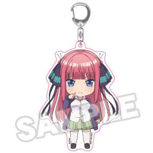 Nendoroid Nakano Nino by Good Smile Company from The Quintessential Quintuplets 6 MyGrailWatch Anime Figure Guide