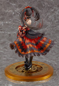 Tokisaki Kurumi Zafkiel by Good Smile Company from Date A Live 3 MyGrailWatch Anime Figure Guide