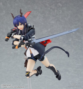 Arknights figma Chen by Max Factory 6 MyGrailWatch Anime Figure Guide