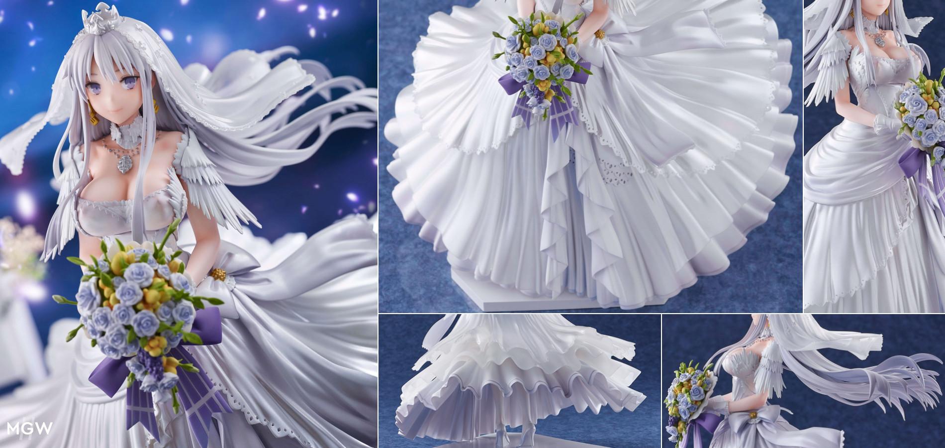 Azur Lane Enterprise Marry Star Ver. Regular Edition by knead MyGrailWatch Anime Figure Guide