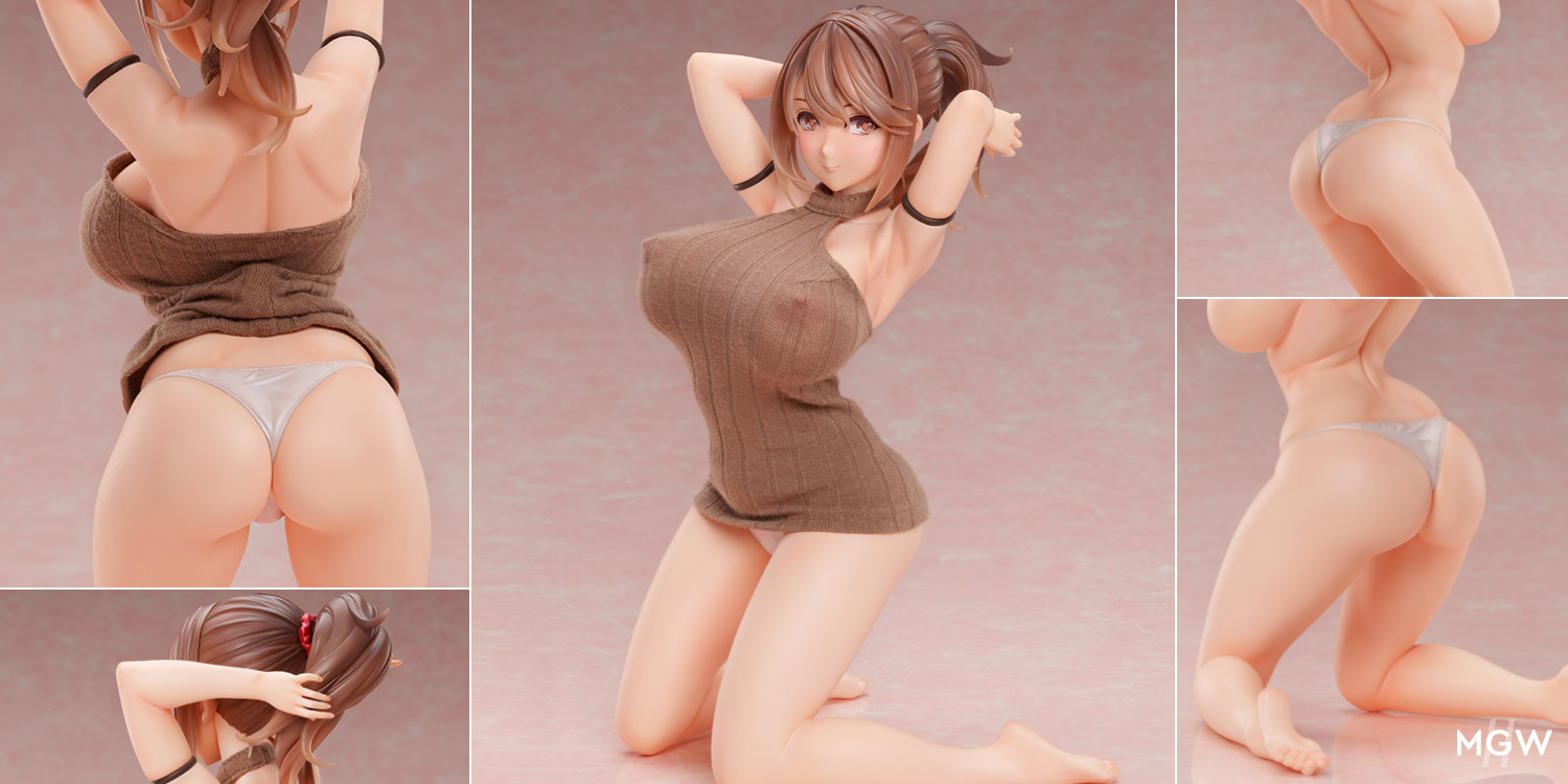 Hinano by BINDing with illustration by Amane Ruri MyGrailWatch Anime Figure Guide