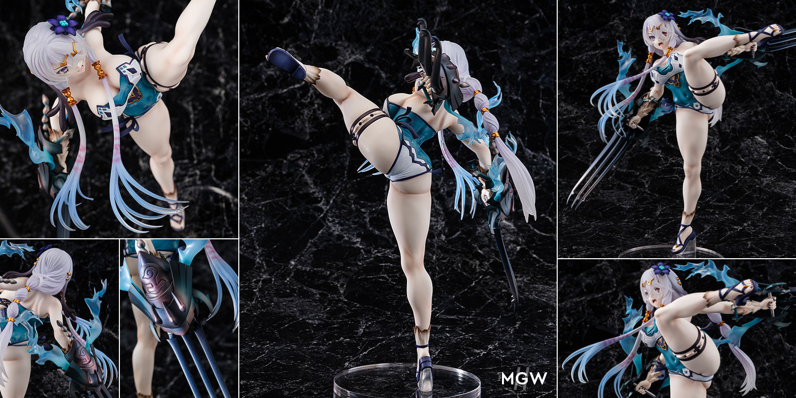 Lila Swimsuit Ver. by Wonderful Works from Atelier Ryza MyGrailWatch Anime Figure Guide