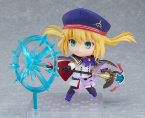 Nendoroid Caster Altria Caster by Good Smile Company from Fate Grand Order 3 MyGrailWatch Anime Figure Guide