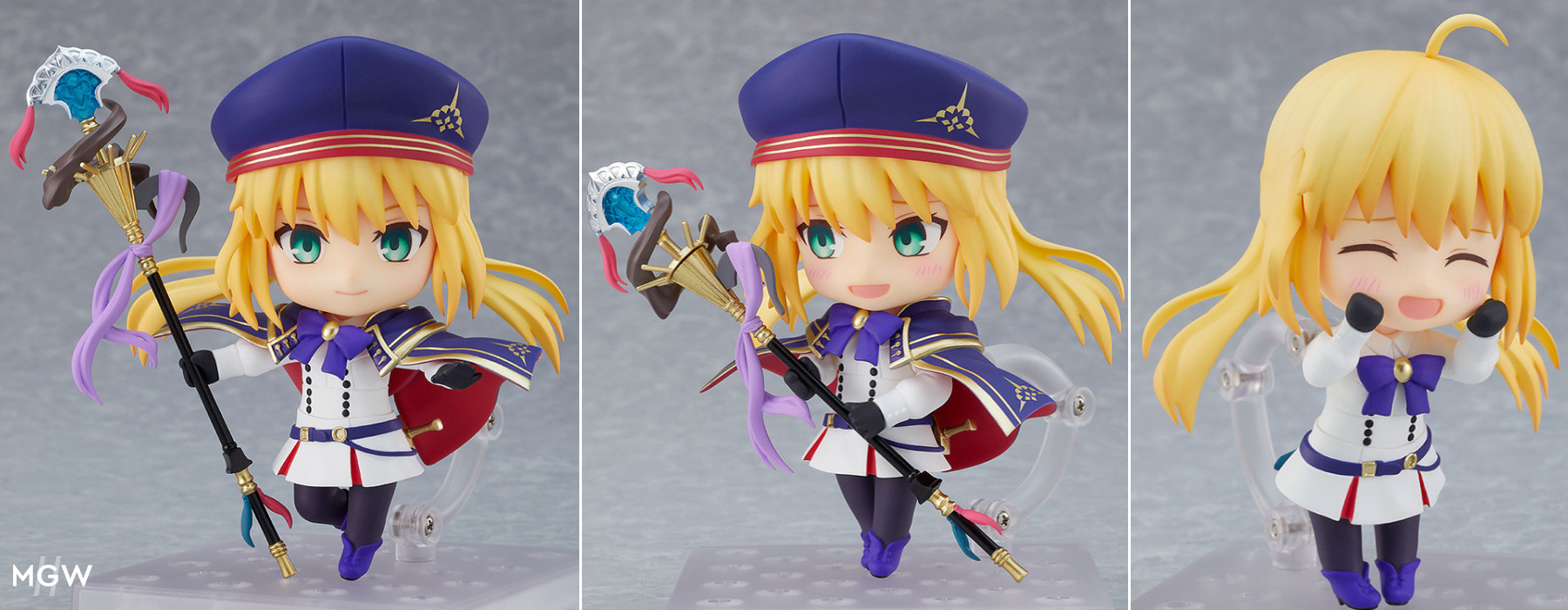 Nendoroid Caster Altria Caster by Good Smile Company from Fate Grand Order MyGrailWatch Anime Figure Guide
