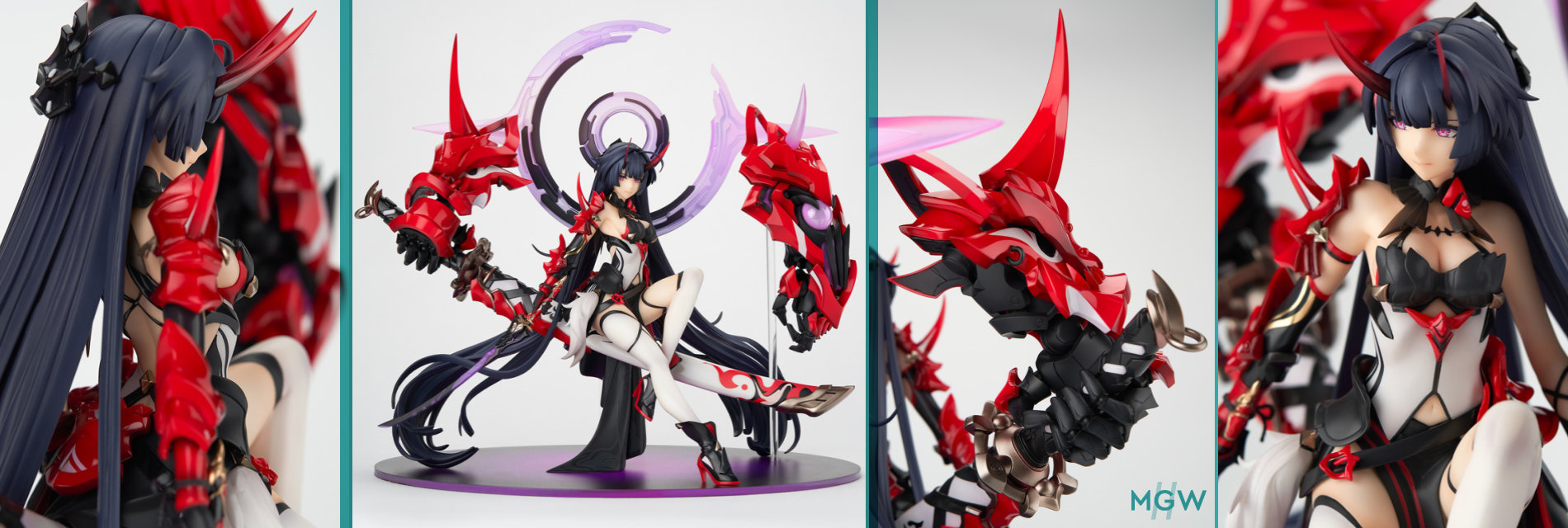Raiden Mei Herrscher of Thunder Lament of the Fallen Ver. Expanded Edition by miHoYo x APEX from Houkai 3rd