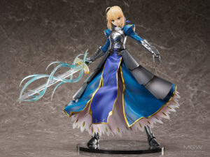 Saber Altria Pendragon Second Ascension by FREEing from Fate Grand Order 3 MyGrailWatch Anime Figure Guide