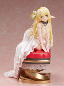 Shera L. Greenwood Wedding Dress by FuRyu from How NOT to Summon a Demon Lord 1 MyGrailWatch Anime Figure Guide