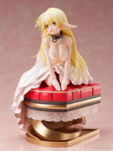 Shera L. Greenwood Wedding Dress by FuRyu from How NOT to Summon a Demon Lord 2 MyGrailWatch Anime Figure Guide
