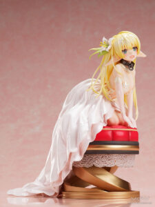 Shera L. Greenwood Wedding Dress by FuRyu from How NOT to Summon a Demon Lord 3 MyGrailWatch Anime Figure Guide