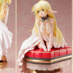 Shera L. Greenwood Wedding Dress by FuRyu from How NOT to Summon a Demon Lord MyGrailWatch Anime Figure Guide