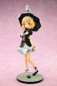 Syaro Goth Loli Ver. by BellFine from Is the Order a Rabbit BLOOM 1 MyGrailWatch Anime Figure Guide