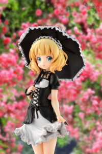 Syaro Goth Loli Ver. by BellFine from Is the Order a Rabbit BLOOM 10 MyGrailWatch Anime Figure Guide