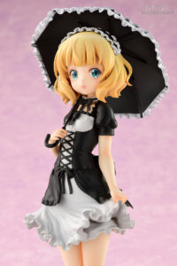 Syaro Goth Loli Ver. by BellFine from Is the Order a Rabbit BLOOM 2 MyGrailWatch Anime Figure Guide