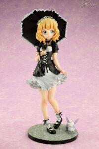 Syaro Goth Loli Ver. by BellFine from Is the Order a Rabbit BLOOM 3 MyGrailWatch Anime Figure Guide