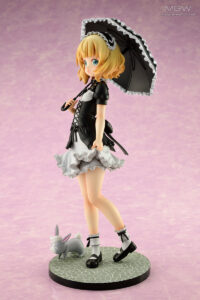 Syaro Goth Loli Ver. by BellFine from Is the Order a Rabbit BLOOM 7 MyGrailWatch Anime Figure Guide