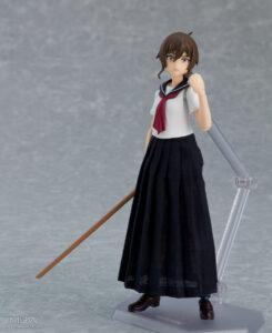 figma Styles Makoto Sukeban by Max Factory 6 MyGrailWatch Anime Figure Guide
