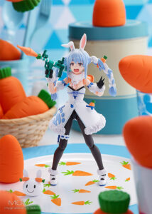 figma Usada Pekora by Max Factory from hololive production 3 MyGrailWatch Anime Figure Guide