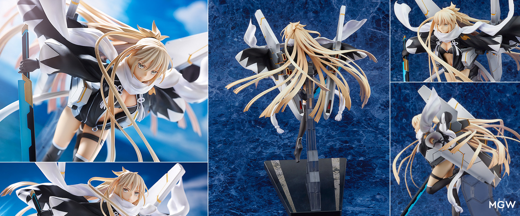 Assassin Okita J Souji by Good Smile Company from Fate Grand Order MyGrailWatch Anime Figure Guide