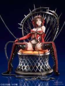 BLACK LAGOON Revy Scarlet Queen ver. by Medicos Entertainment 1 MyGrailWatch Anime Figure Guide