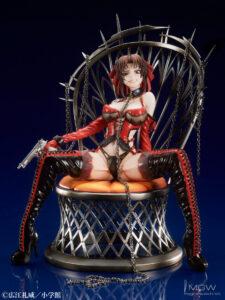 BLACK LAGOON Revy Scarlet Queen ver. by Medicos Entertainment 13 MyGrailWatch Anime Figure Guide