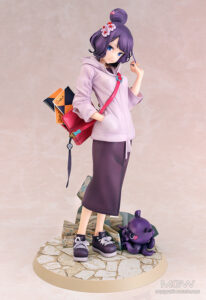 Foreigner Katsushika Hokusai Travel Portrait Ver. by Phat from Fate Grand Order 1 MyGrailWatch Anime Figure Guide