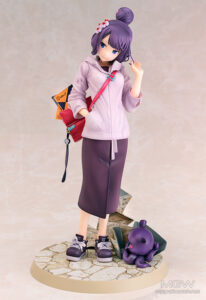 Foreigner Katsushika Hokusai Travel Portrait Ver. by Phat from Fate Grand Order 2 MyGrailWatch Anime Figure Guide