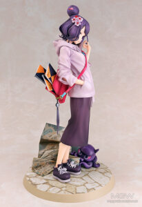 Foreigner Katsushika Hokusai Travel Portrait Ver. by Phat from Fate Grand Order 3 MyGrailWatch Anime Figure Guide