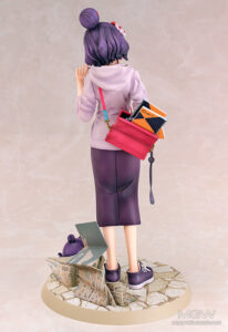 Foreigner Katsushika Hokusai Travel Portrait Ver. by Phat from Fate Grand Order 4 MyGrailWatch Anime Figure Guide