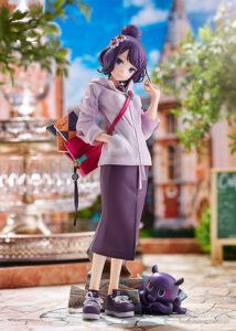 Foreigner Katsushika Hokusai Travel Portrait Ver. by Phat from Fate Grand Order 5 MyGrailWatch Anime Figure Guide