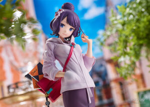 Foreigner Katsushika Hokusai Travel Portrait Ver. by Phat from Fate Grand Order 6 MyGrailWatch Anime Figure Guide