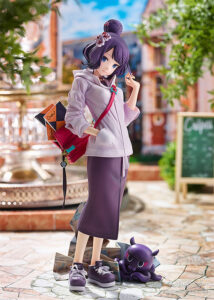 Foreigner Katsushika Hokusai Travel Portrait Ver. by Phat from Fate Grand Order 7 MyGrailWatch Anime Figure Guide