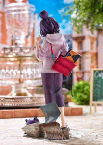 Foreigner Katsushika Hokusai Travel Portrait Ver. by Phat from Fate Grand Order 9 MyGrailWatch Anime Figure Guide