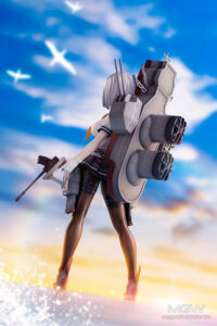 Hamakaze Otsu Kai by AMAKUNI from Kantai Collection 12 MyGrailWatch Anime Figure Guide