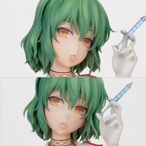 Hikage Sexy Nurse by HOBBY STOCK from Senran Kagura NEW LINK 8 MyGrailWatch Anime Figure Guide