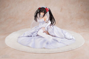 KDcolle Date A Live Light Novel Edition Tokisaki Kurumi Wedding Dress Ver. by KADOKAWA 1 MyGrailWatch Anime Figure Guide