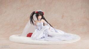KDcolle Date A Live Light Novel Edition Tokisaki Kurumi Wedding Dress Ver. by KADOKAWA 3 MyGrailWatch Anime Figure Guide