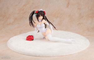 KDcolle Date A Live Light Novel Edition Tokisaki Kurumi Wedding Dress Ver. by KADOKAWA 7 MyGrailWatch Anime Figure Guide
