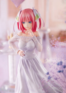Nakano Nino Wedding Ver. by AMAKUNI from The Quintessential Quintuplets 18 MyGrailWatch Anime Figure Guide